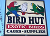 Bird Hut logo